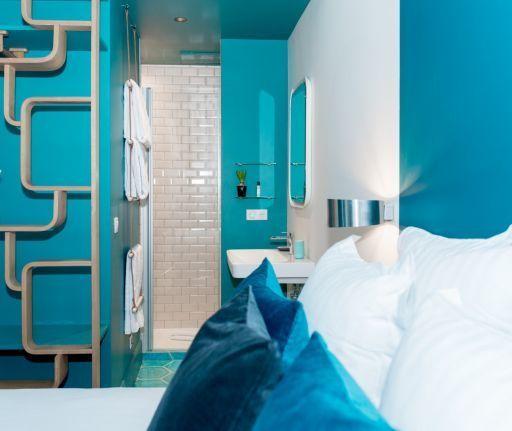 经典客房浴室2
